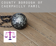 Caerphilly (County Borough)  family
