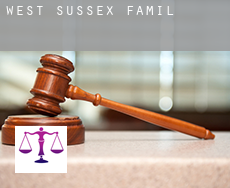 West Sussex  family