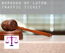 Luton (Borough)  traffic tickets