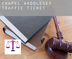 Chapel Haddlesey  traffic tickets