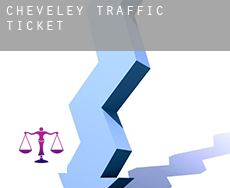 Cheveley  traffic tickets