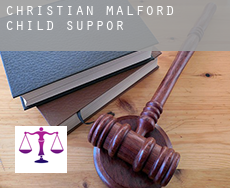 Christian Malford  child support