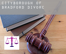 Bradford (City and Borough)  divorce