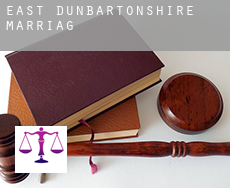 East Dunbartonshire  marriage