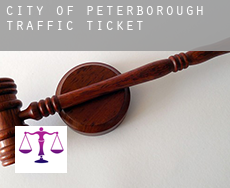 City of Peterborough  traffic tickets
