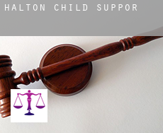 Halton  child support