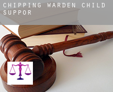 Chipping Warden  child support