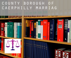 Caerphilly (County Borough)  marriage