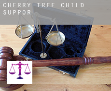 Cherry Tree  child support