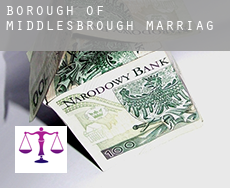 Middlesbrough (Borough)  marriage
