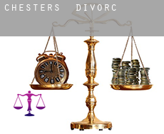 Chesters  divorce