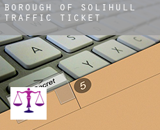 Solihull (Borough)  traffic tickets