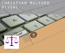 Christian Malford  divorce