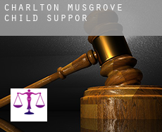 Charlton Musgrove  child support