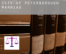 City of Peterborough  marriage
