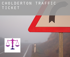 Cholderton  traffic tickets