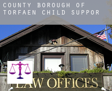 Torfaen (County Borough)  child support