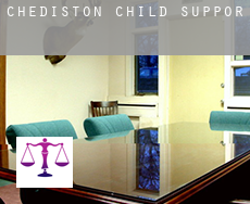Chediston  child support