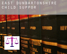 East Dunbartonshire  child support