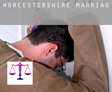 Worcestershire  marriage