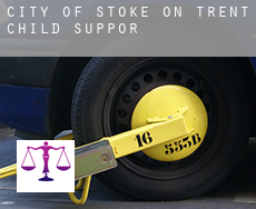 City of Stoke-on-Trent  child support