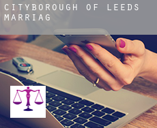 Leeds (City and Borough)  marriage