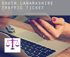 South Lanarkshire  traffic tickets