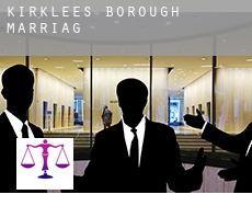 Kirklees (Borough)  marriage