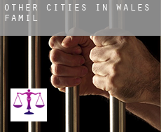 Other cities in Wales  family