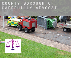 Caerphilly (County Borough)  advocate