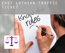 East Lothian  traffic tickets