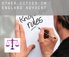 Other cities in England  advocate