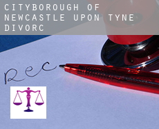 Newcastle upon Tyne (City and Borough)  divorce