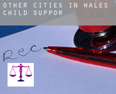 Other cities in Wales  child support