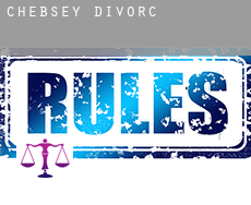 Chebsey  divorce