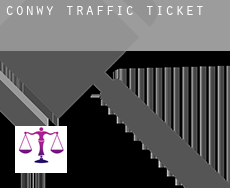 Conwy (Borough)  traffic tickets