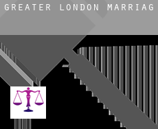Greater London  marriage