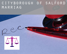 Salford (City and Borough)  marriage