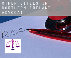 Other cities in Northern Ireland  advocate