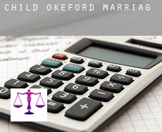 Child Okeford  marriage