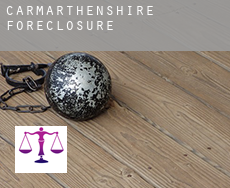 Of Carmarthenshire  foreclosures